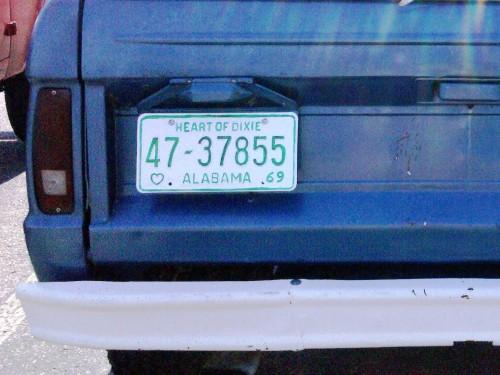 bronco license plate 07