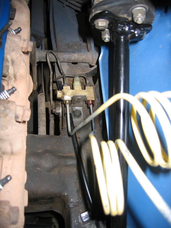 Classic Broncos Com Tech Power Brake Kit From Tom S