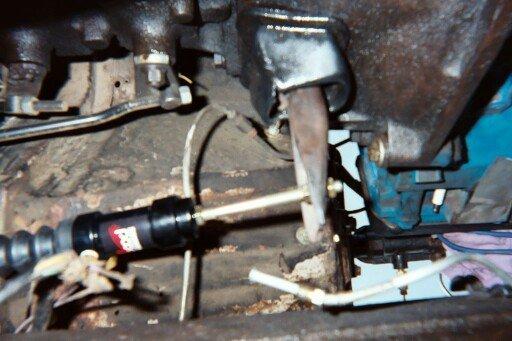 Classic Broncos Tech Hydraulic Clutch Installation Into 66
