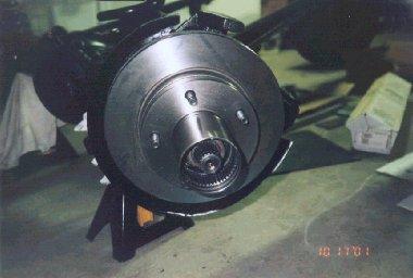 Classic Broncos Com Tech F 150 Disc Brakes 66 77
