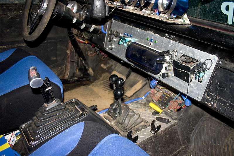 Early Bronco C4 Floor Shifter Carpet Vidalondon