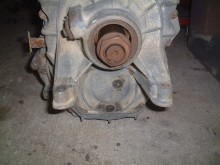 Rear of ZF 2wd transmission
