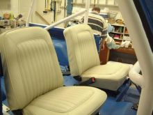 Early Bronco Upholstery